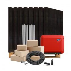 LG 350Wp 8 panelen 2800Wp