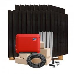 LG 350Wp 18 panelen 6300Wp