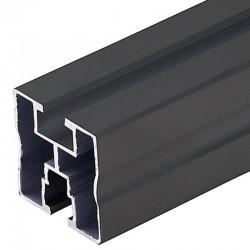 Montagerail zwart