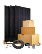 Mono 300W full black zonnepanelen pakket online kopen