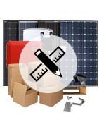 Contacteer ons voor een zonnepanelen pakketten op maat van uw project