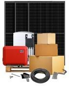S-Energy Half-Cut Mono Black 320Wp zonnepanelen pakketten