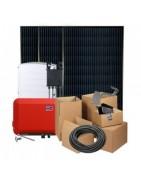 Soluxtec glas/glas 330Wp zonnepanelen pakkett veilig online aankopen