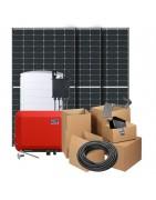 Zonnepanelen pakketten met Trina Solar Honey 375W zonnepanelen