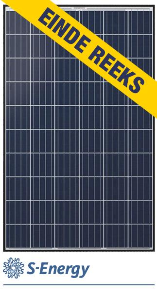 s-energy poly275W zonnepaneel