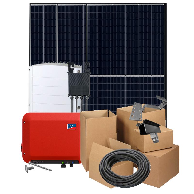 Zonnepanelen pakket op maat met Trina Solar Honey 340W zonnepanelen