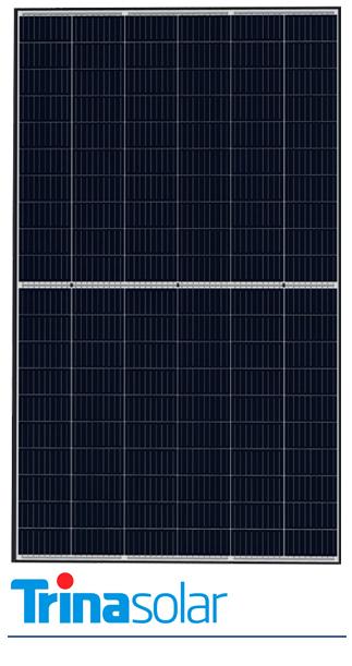 Trina 340W zonnepaneel