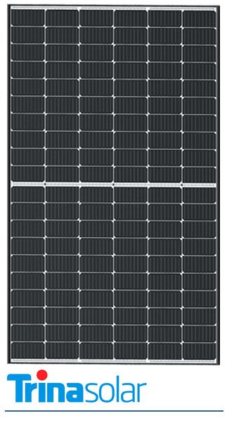 Trina 370W zonnepaneel
