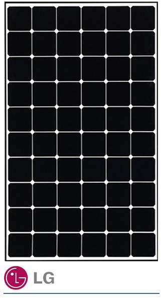 LG neonR 370W zonnepaneel